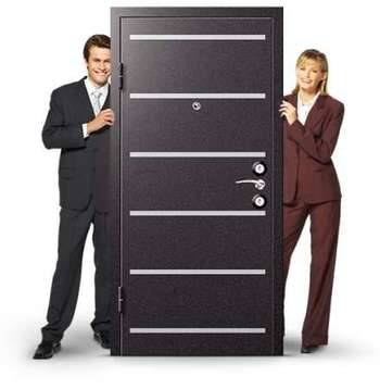 Как ухаживать за входными дверями