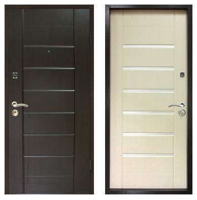 Новая коллекция входных дверей Омис.