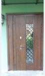 Входные уличные двери Страж Proof Pf 1.5 Классе Рио (04.05.2020)