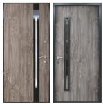 Входные уличные двери Berez SDW Slim Z